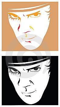 Evil Man Stock Image - Image: 7809521