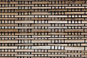 Abstract Background Image Of Bamboo Slats Stock Image - Image: 7810611