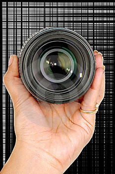 Camera Lense Royalty Free Stock Photo - Image: 7811755