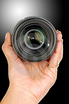 Camera Lense Stock Photography - Image: 7811882