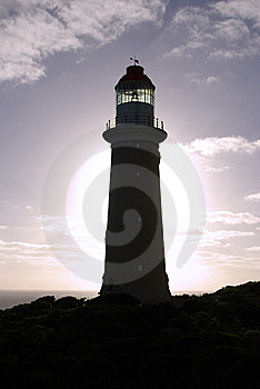 Cape Du Couedic Lighthouse Stock Photography - Image: 7815302