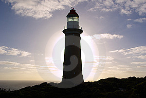 Cape Du Couedic Lighthouse Royalty Free Stock Photography - Image: 7815347