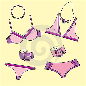 Fashion underwear Free Stock Photos