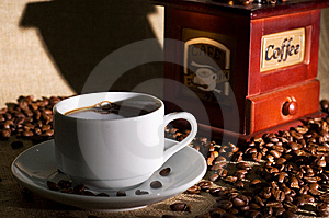 Cup Of Coffee Stock Photos - Image: 7823103