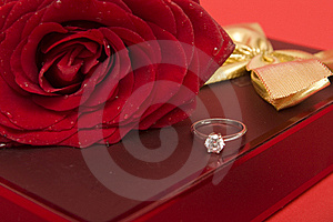 Valentine's Day Royalty Free Stock Image - Image: 7824596