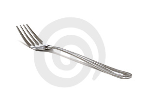 Fork Silverware Royalty Free Stock Photo - Image: 7826365