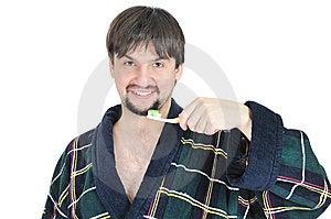 Hombre Adulto Bonito Fotografía de archivo - Imagen: 7827942