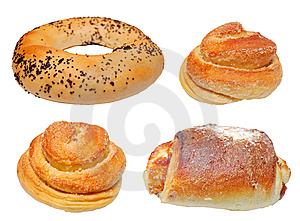 Fresh Hot Crossed Buns Stock Photo - Image: 7830170