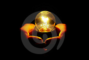 Lamp Royalty Free Stock Image - Image: 7831126