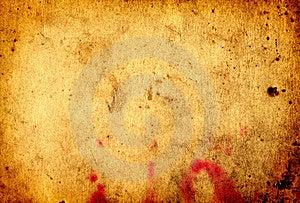 Old Paper Grunge Background Stock Image - Image: 7832101