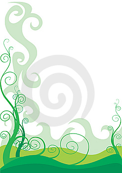 Corner From Greens Royalty Free Stock Image - Image: 7832246