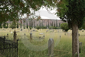 Old Cemetery Royalty Free Stock Photography - Image: 7832707
