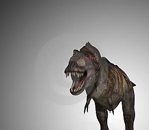 T Rex Stock Photo - Image: 7832900
