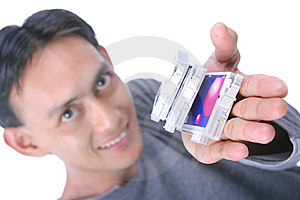 Inkjet Cartridge Stock Images - Image: 7838504