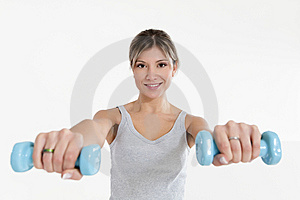 Fitness Stock Photo - Image: 7841420