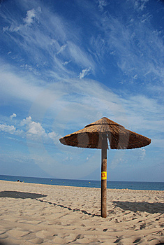 One Straw Hat Stock Image - Image: 7841651