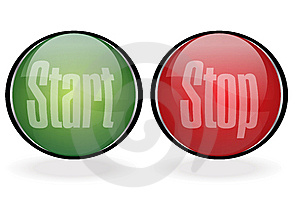 Start Stop Button Stock Photography - Image: 7842522