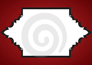 Classical Frame Royalty Free Stock Image - Image: 7842576