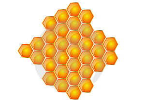 Honeycomb Stock Photography - Image: 7843082