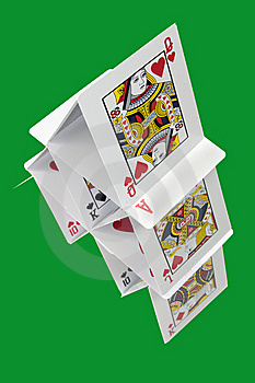 Cards Stock Image - Image: 7843731