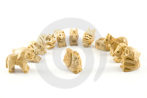 Bird(Woodcarving Chinese Sign) Stock Photography - Image: 7847582