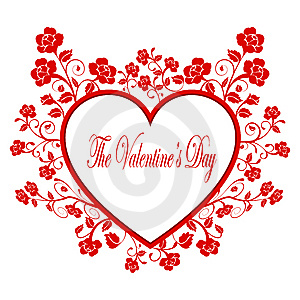 The Valentine's Day Royalty Free Stock Photo - Image: 7848875