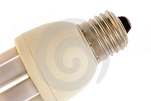 Fluorescent  Lamp Stock Image - Image: 7849511