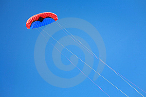 Power Kite Royalty Free Stock Image - Image: 7849816