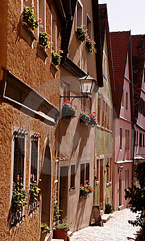 Row Of Houses Royalty Free Stock Photo - Image: 7850425