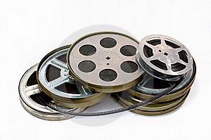 Film, 16mm, 35mm, cinema Stock Photos