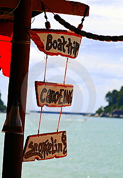 Island Holiday Stock Photos - Image: 7854603