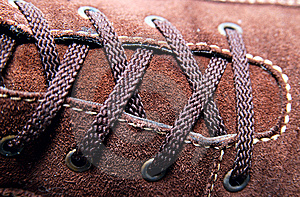 Brown Shoes Stock Image - Image: 7855981