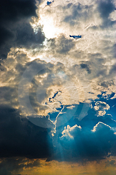 Cloudscape Royalty Free Stock Photos - Image: 7856388