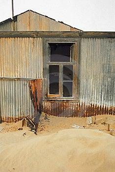 Deserted House Stock Photo - Image: 7856410