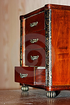 Drawers Stock Photos - Image: 7858223