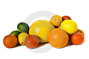 Heap Of Citrus Stock Photography - Image: 7859762
