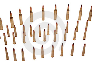 Ammo 46 Royalty Free Stock Photos - Image: 7861208