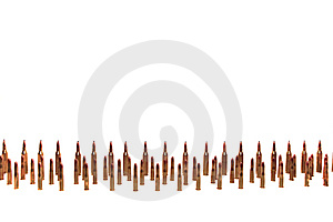 Ammo 48 Royalty Free Stock Image - Image: 7861226