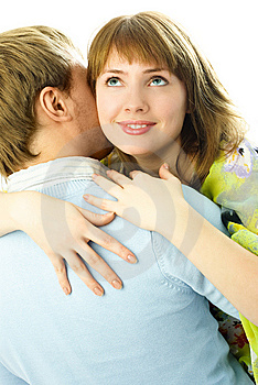 Happy Young Couple Royalty Free Stock Photography - Image: 7861267