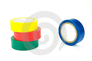 Electrical Tape Royalty Free Stock Images - Image: 7865099