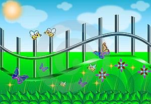 Nature Background Royalty Free Stock Photo - Image: 7868795