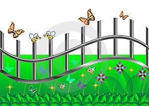 Nature Background Royalty Free Stock Image - Image: 7868816