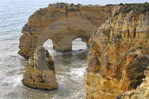 Algarve, Portugal Stock Images - Image: 7869924