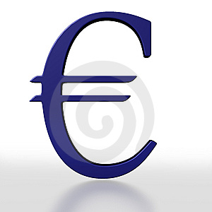 Euro Symbol Stock Photos - Image: 7870523