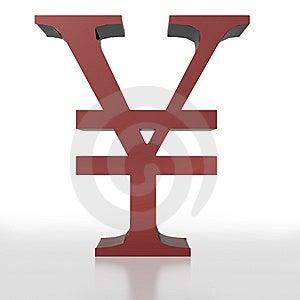 Yen Symbol Stock Image - Image: 7870551