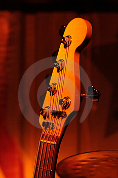 Guitar Part Stock Photography - Image: 7871062