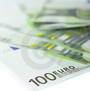 Euro Banknotes Stock Images - Image: 7871214