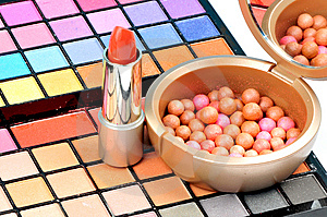 Cosmetic Stock Photo - Image: 7871490