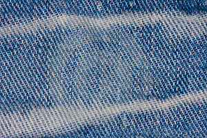 Macro Blue Jeans Stock Photos - Image: 7871623