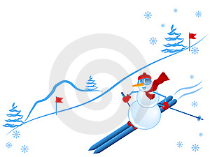 Winter Leisure Stock Photography - Image: 7872752